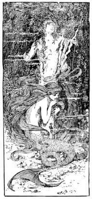 Little Mermaid, de Helen Stratton