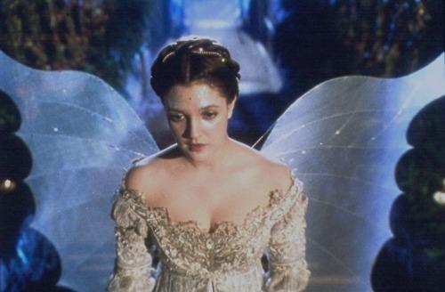 Drew Barrymore em Ever After: A Cinderella Story