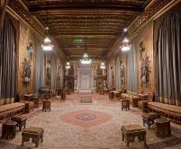 Castelo de Peleş, Interior: Sala 2