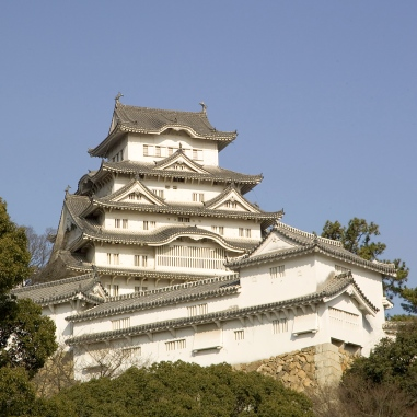 Castelo de Himeji, Japão