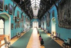 Castelo de Kilkenney, Interior: Hall