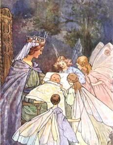 Ilustração de Margaret Tarrant
