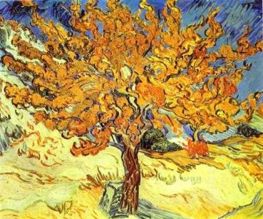 A Amoreira, de Van Gogh